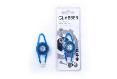 Купить Фонарь Globber Flash Light Led Blue