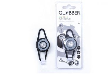 Купить Фонарь Globber Flash Light Led Black