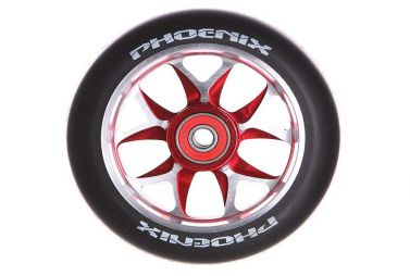 Купить Колесо Phoenix F8 Alloy Core 110mm Red/Black