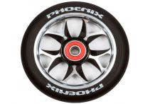 Колесо Phoenix F8 Alloy Core 110mm Black/Black